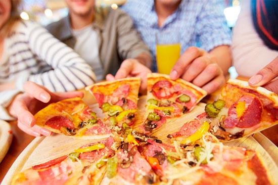 Buffet de Pizza em Domicílio