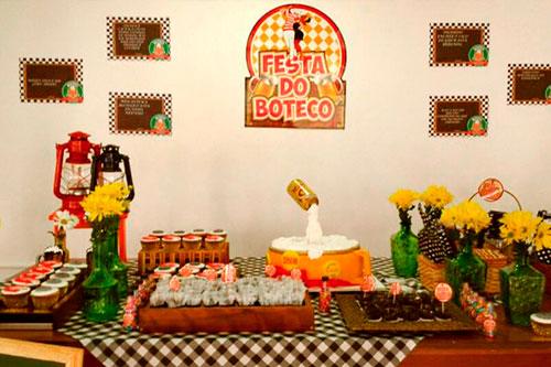 Festa do Boteco em Empresas