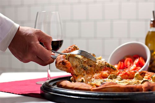 Buffet de Pizza em Residências